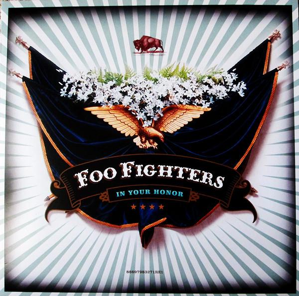 Foo Fighters In Your Honor 2lp Relacs Dk