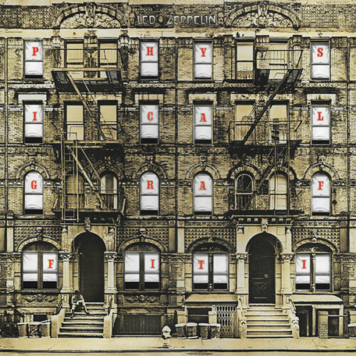 Led Zeppelin Presence Lp Relacs Dk