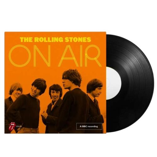 rolling stones on air lp