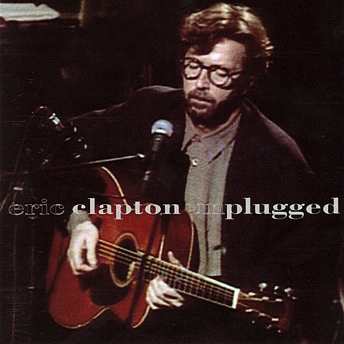 Eric Clapton Unplugged Vinyl LP
