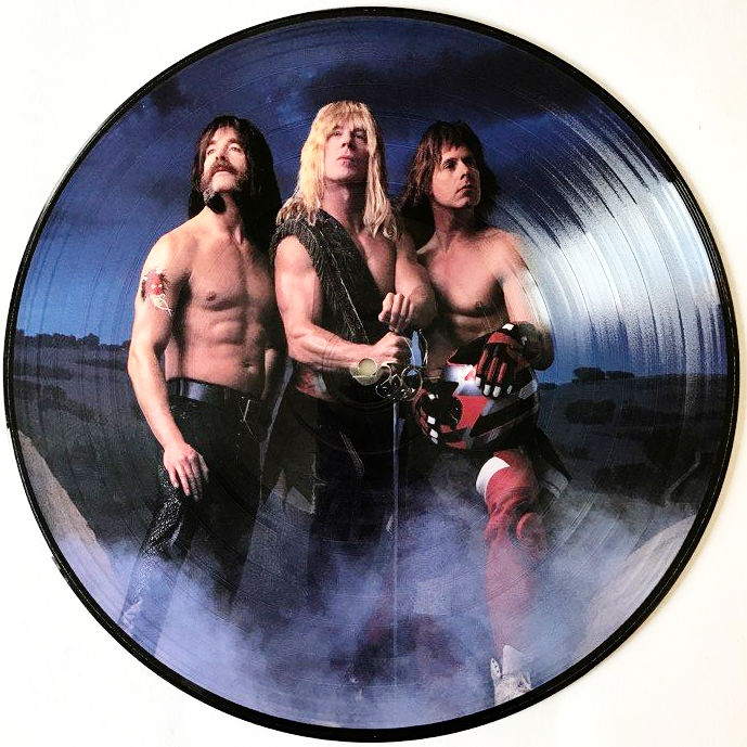 Spinal Tap Break Like The Wind Lp Picture Disc
