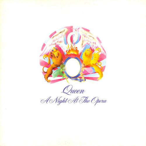 Queen A Night at the Opera vinyl lp