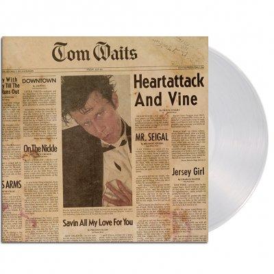 Tom Waits Heartattack And Vine Lp Klar Vinyl Relacs Dk