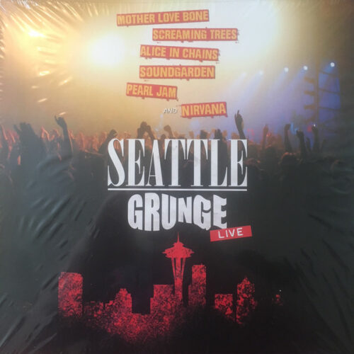seattle grunge live nirvana