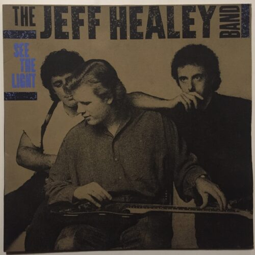 Jeff Healey See the light