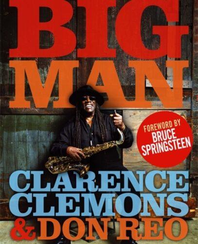 big-man-clarence-clemons-book