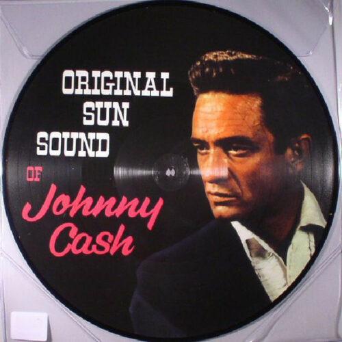The original sound of Johnny Cash vinyl