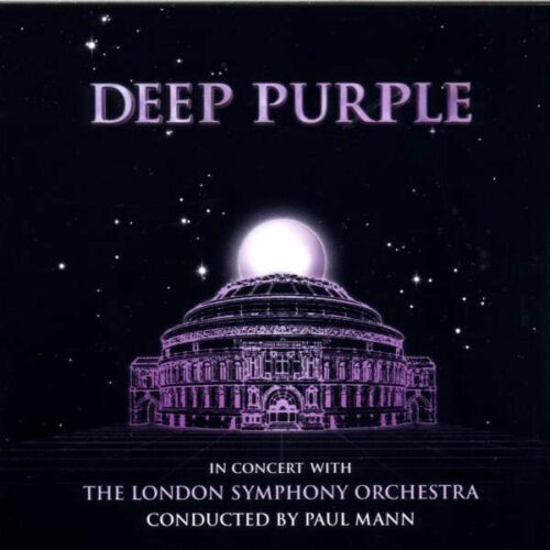deep purple live at royal albert hall lp