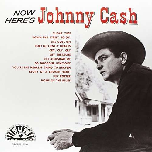 johnny cash now heres johnny vinyl