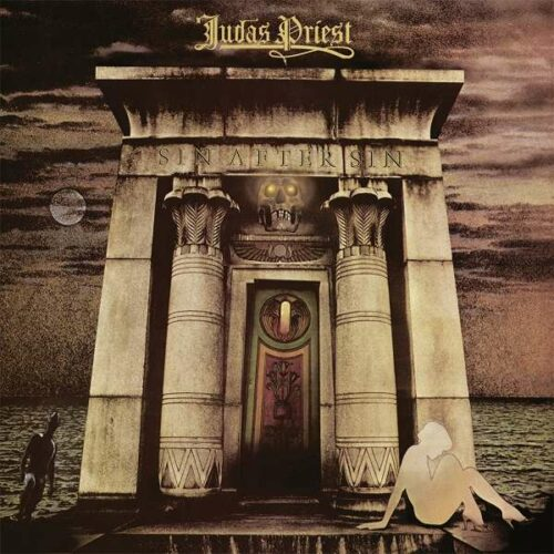 judas priest sin after sin lp