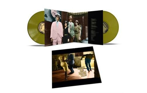 Bob Dylan Rough and Rowdy Ways lp green