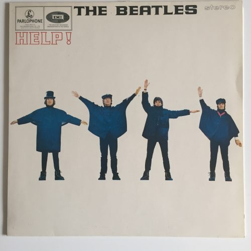 beatles help lp vinyl