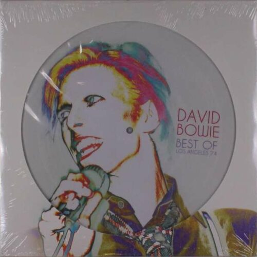 David Bowie Best Of Los Angeles '74