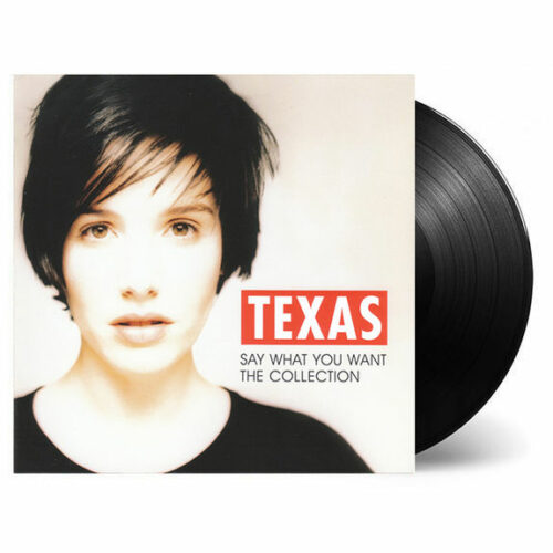 texas say what You want vinyl lp