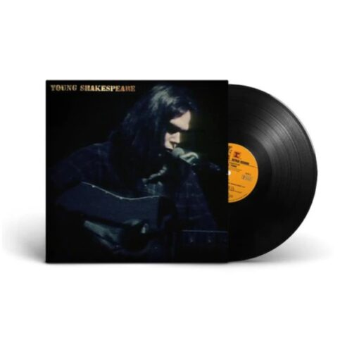 neil young young shakespeare vinyl