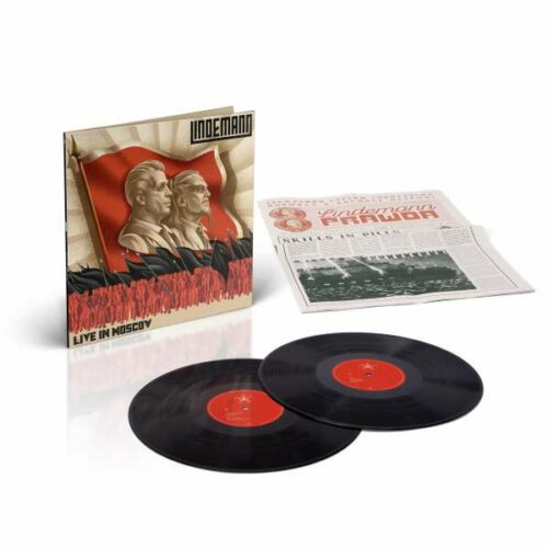 Lindemann Live In Moscow vinyl lp
