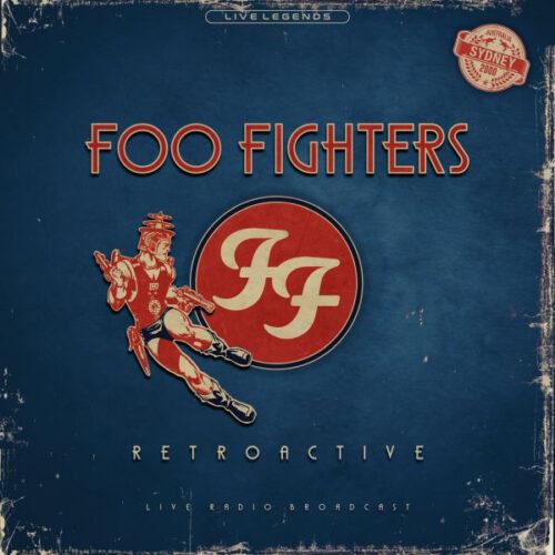 Foo fighters retroactive