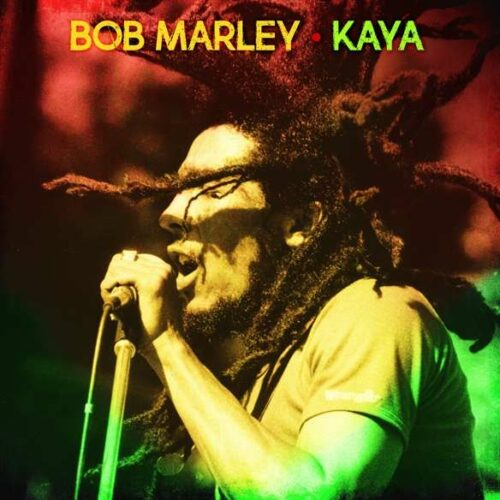 Bob Marley Kaya Vinyl LP