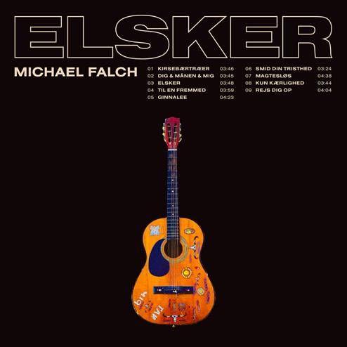 Michael Falch Elsker Vinyl LP
