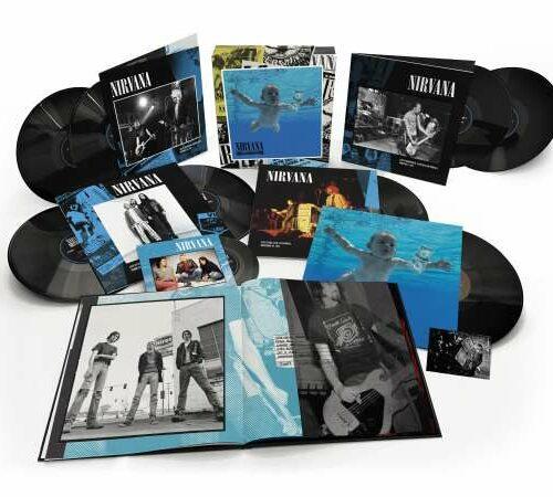 nirvana nevermind 2022 vinyl lp boxset