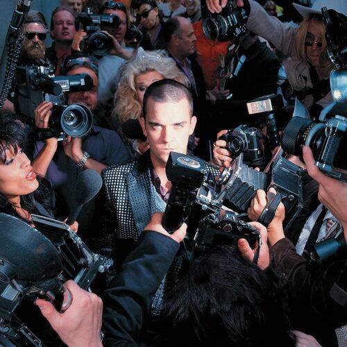 Robbie WilliamsLife Thru A Lens vinyl lp