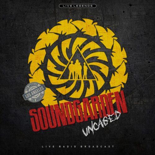 soundgarden uncaged vinyl