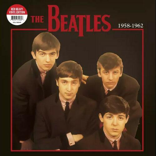 beatles 1958-1962 vinyl