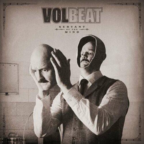 Volbeat Servant Of The Mind CD