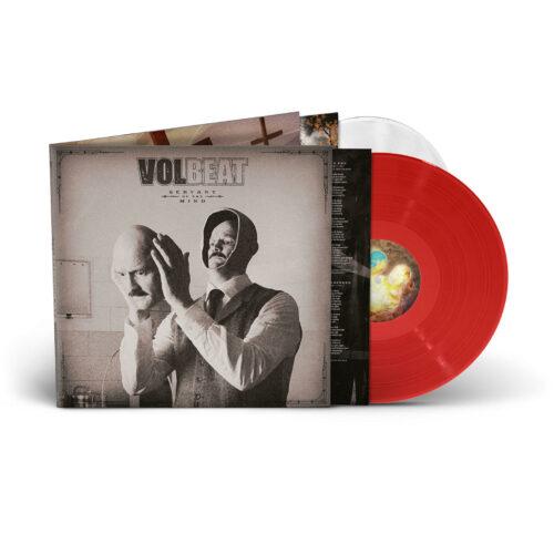 Volbeat Servant of the Mind lp vinyl