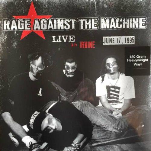 rage against the machine live in irvine june 17 1995 vinyl lp