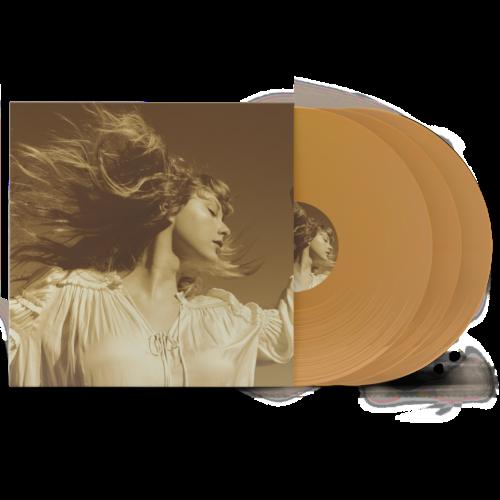 Taylor swift fearless taylors version lp vinyl